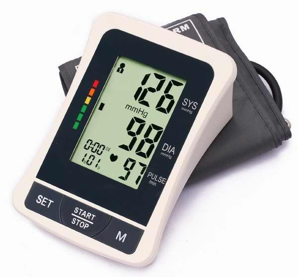 LotFancy FDA认证全自动上臂式电子血压计7.7折 29元限量特卖并包邮!