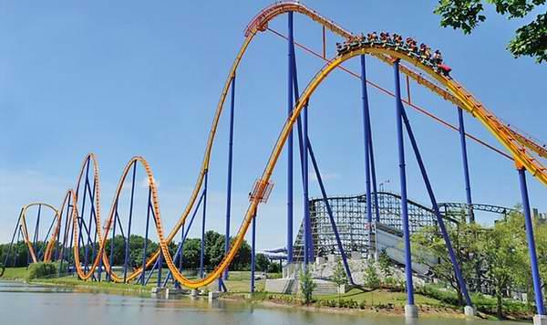 Canada's Wonderland 奇幻乐园 2020季票 73.99元!新用户送2019年季票,续费送Fast Lane Plus+亲友单日票!