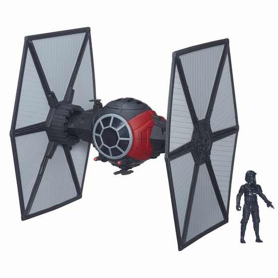 Amazon精选31款星球大战主题玩具2.3折起限时特卖,售价低至2.99元,仅限今日!