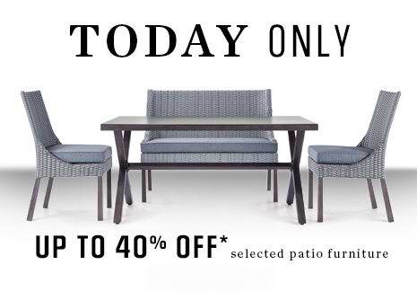 DEBBIE TRAVIS Chelsea 庭院藤编餐桌椅4件套5.4折 540元限时特卖并包邮!仅限今日!