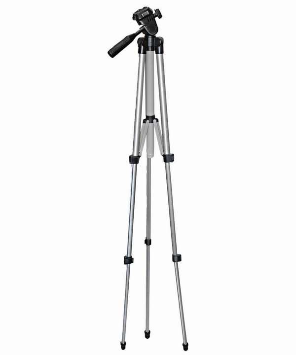 Vivitar VIV-VPT-1250 50英寸相机三脚架6.86元限时特卖!
