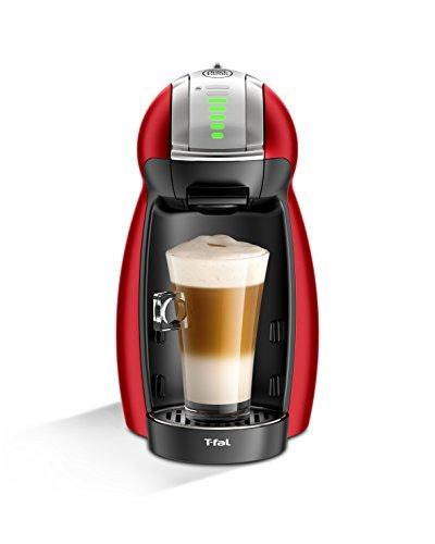 历史最低价上再立减50元!T-fal Nescafe Dolce Gusto PK160550 Genio 2 全自动胶囊咖啡机4.8折 63.26元限时特卖并包邮!