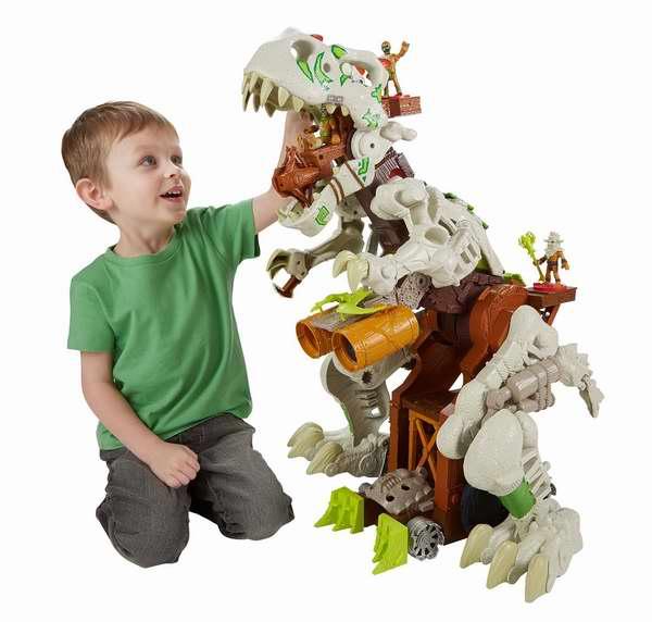 Amazon精选79款 Fisher-Price 儿童玩具3.3折起限时特卖,售价低至4.47元!