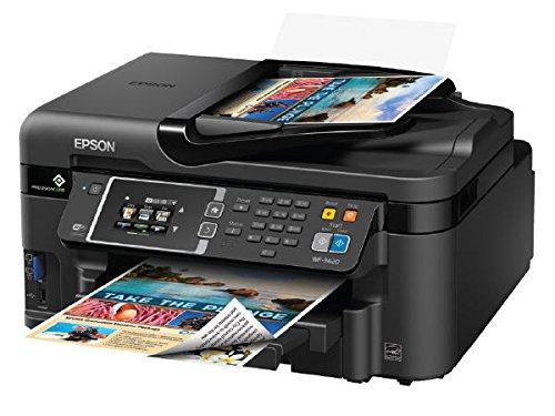 历史新低!Epson 爱普生 Workforce WF-3620 无线多功能彩色喷墨一体打印机4.4折 82.39加元限时特卖并包邮!