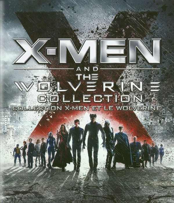 Amazon精选两款蓝光影碟版X-Men X战警金刚狼、X战警逆转未来电影合集16.99元限时特卖!仅限今日!
