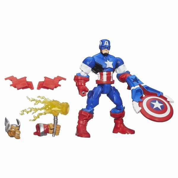 Amazon精选48款 Marvel 漫威系列玩具4.1折起限时特卖!满25元立减5元!