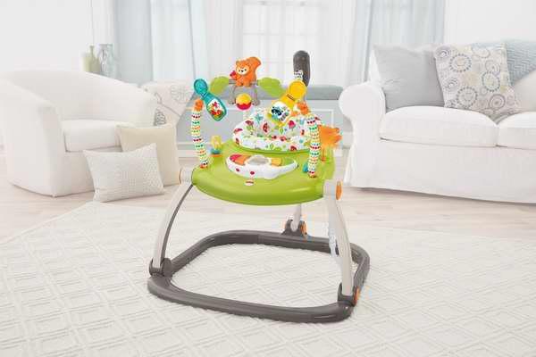 Amazon精选13款 Fisher-Price 婴儿摇篮、蹦跳乐园Jumperoo、滑车等7折限时特卖并包邮!