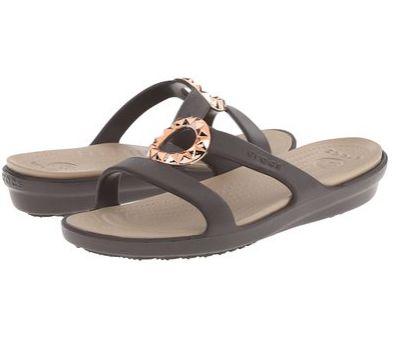 Amazon精选454款Calvin Klein、Crocs、Merrell、Bernardo等品牌女式拖鞋、凉鞋2.5折起限时特卖!