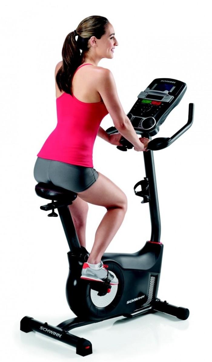 又来了!历史新低!热卖款 Schwinn 170 立式健身自行车2.9折 229.99元限时清仓并包邮!