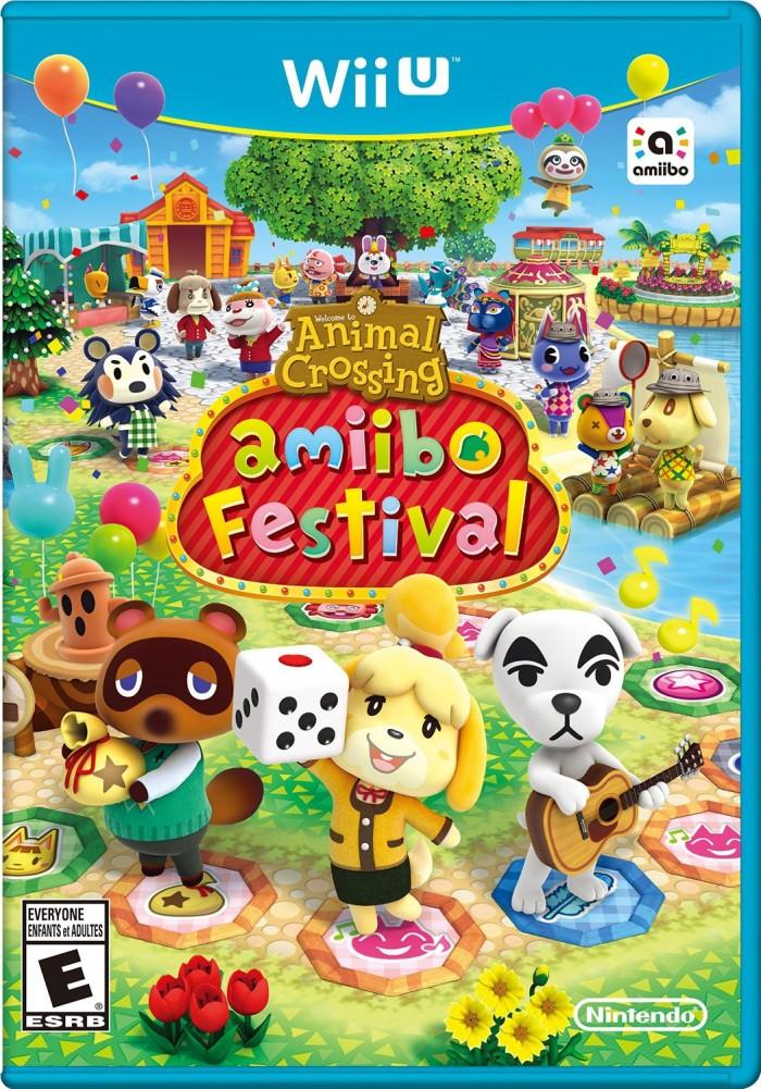 Nintendo 任天堂 Animal Crossing 动物之森:野生世界Wii U游戏 24.99元特卖,原价 79.99元