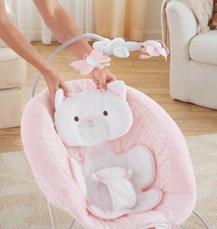 Fisher-Price 粉色摇椅 69元特卖,原价89.99元,包邮