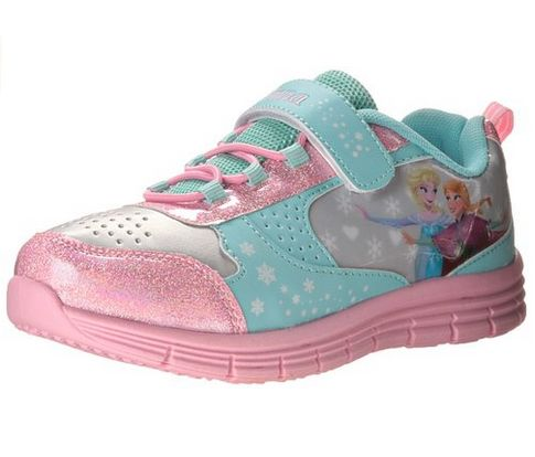 Frozen 冰雪奇缘 Elsanna 运动鞋 13.79元特卖,原价30元