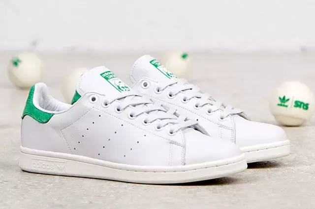 ADIDAS Stan Smith 男款运动鞋 80.49元特卖,原价 114.99元