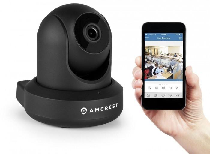 Amcrest ProHD 1080P WiFi 婴儿/老人/宠物无线监视器 92.3元限量销售,原价 199.99元,包邮