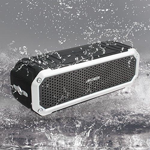 Archeer无线蓝牙4.0防震防水音箱 39.94元特卖,原价 46.99元,包邮