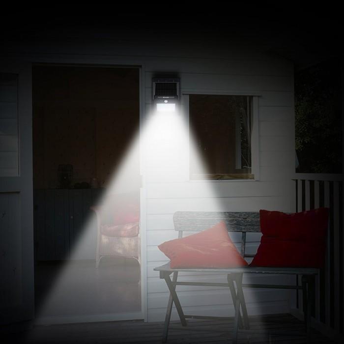 Habor 超亮LED太阳能感应灯 24.99元特卖,原价 31.99元,包邮