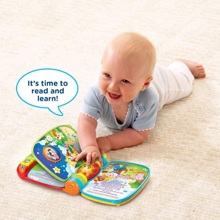历史最低价!VTech 婴幼儿经典英语童谣音乐书 12.97加元,原价 19.99加元