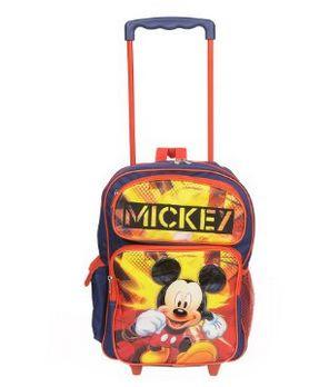 Disney 迪士尼米老鼠拉杆书包 11.99元限量销售,原价 24.99元