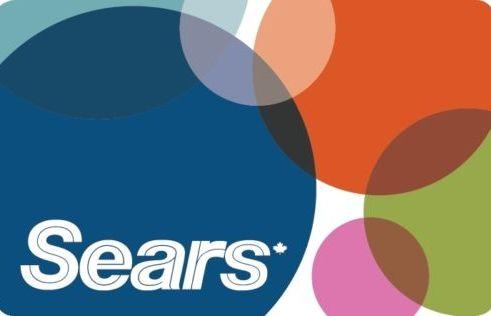 Ebay.ca网店促销,Sears 礼品卡满100元立减20元!