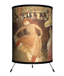 Amazon 官网促销,多款Lamp-In-A-Box 艺术运动台灯 3折起特卖,最低 10.19元