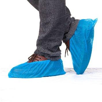 Groom Industries 一次性鞋套100支 9.62元特卖,原价 14.66元