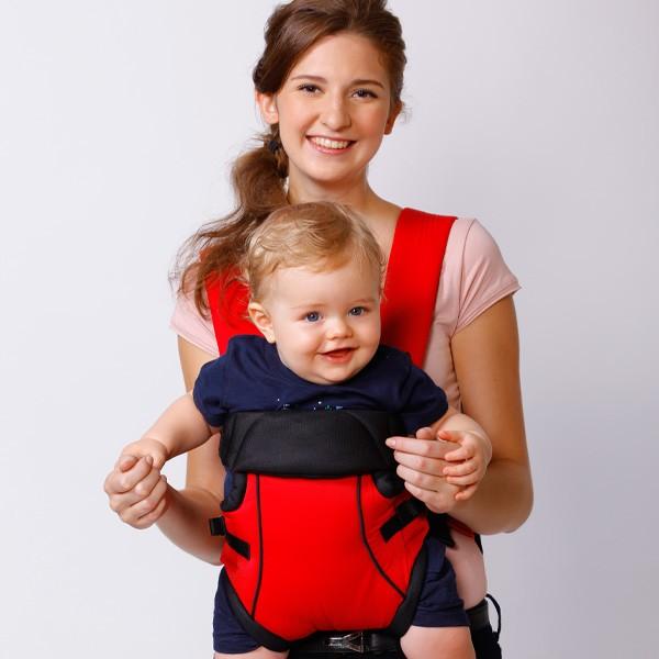Ecosusi 红色婴儿背带 31.1元特卖,原价 36.59元,包邮