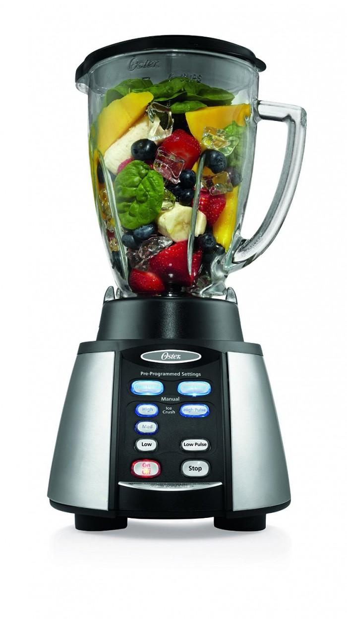 历史新低!Oster BVCB07-Z00-000 6杯玻璃瓶7速搅拌机 79.99加元限时特卖并包邮!