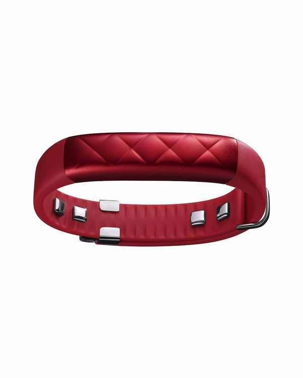 历史新低!Jawbone 卓棒 UP3 蓝牙智能心率睡眠监测 运动手环2.9折 50加元包邮!