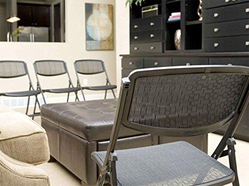 历史最低价!MESH ONE 超轻网状折叠椅4件套4折 106.9元限时特卖并包邮!