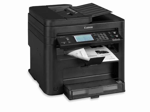 Canon 佳能 imageCLASS MF227dw 多功能一体无线自动双面黑白高速激光打印机 133.05加元限时特卖并包邮!