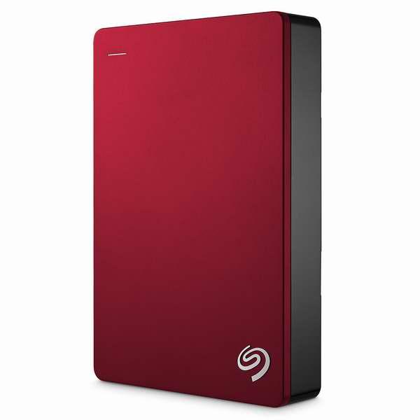 Seagate 希捷 Backup Plus 4TB 2.5英寸USB3.0便携式移动硬盘6折 169.99元限量特卖并包邮!两色可选!