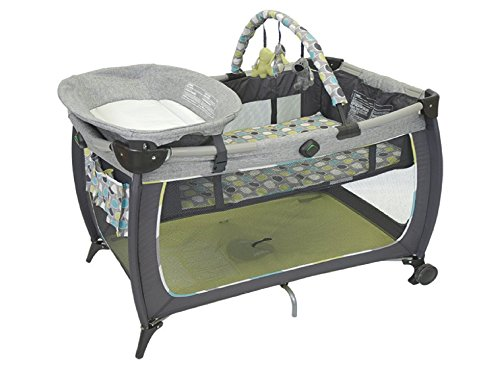 历史最低价!Safety 1st Safe Stages 婴幼儿游戏床5.9折 99.99元限时特卖并包邮!