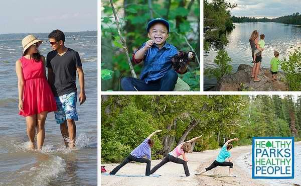 安省7月15日举行健康公园健康人活动,全省300多个省立公园免费开放,并有多个免费活动!