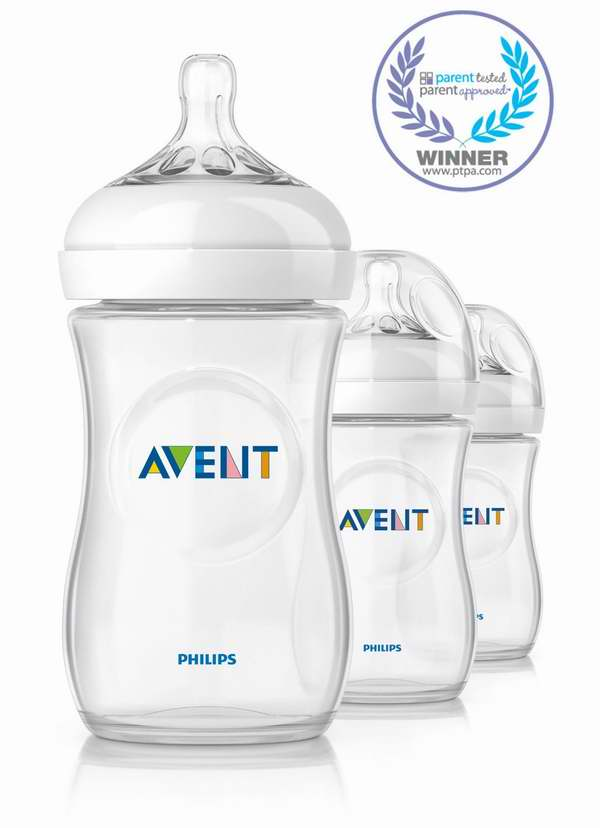 Philips 飞利浦 Avent 新安怡 自然原生系列260ml宽口径奶瓶3支装6.9折 19.99元限时特卖!