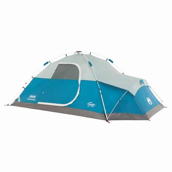 历史最低价!Coleman Juniper Lake 4人户外圆顶帐篷6.2折 135.15加元限时特卖并包邮!