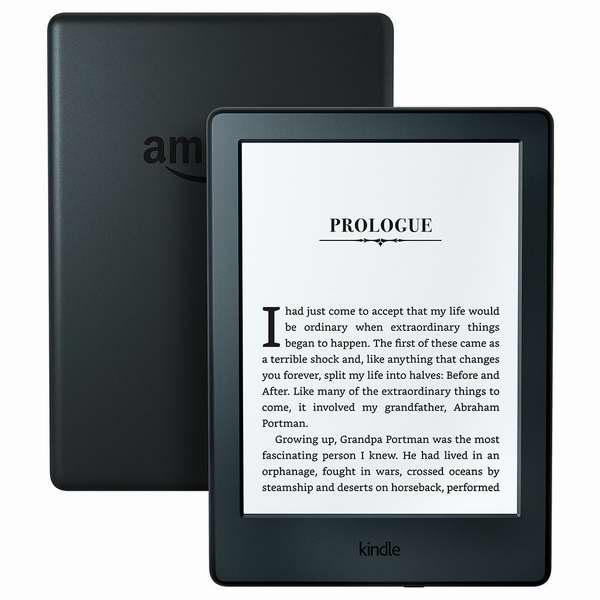 舒适护眼,效果堪比激光刻印!全新Kindle 6英寸电子书阅读器79.99元开售!