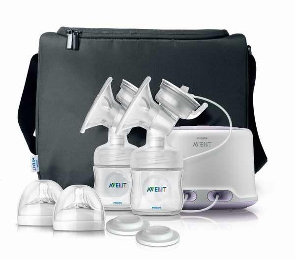 历史新低!Philips 飞利浦 Avent SCF334/12 吸乳系列自然原生双边电动吸奶器 170.99加元包邮!会员专享!