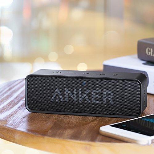 24小时超长续航!Anker SoundCore 蓝牙4.0超便携无线音箱 44.99-47.59加元限量特卖并包邮!3色可选!