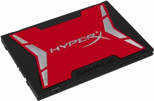 历史最低价!Kingston 金士顿 HyperX Savage 系列 480GB SSD SATA 3 2.5英寸固态硬盘+转换托架+移动硬盘盒5.7折 168.07元限时特卖并包邮!