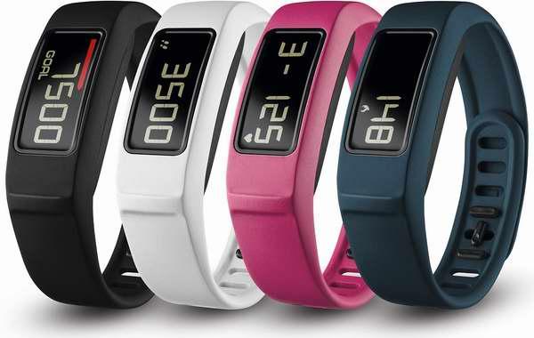 历史最低价!Garmin Vivofit 2 智能健康手环6.7折 79.99元限时特卖并包邮!四色可选!