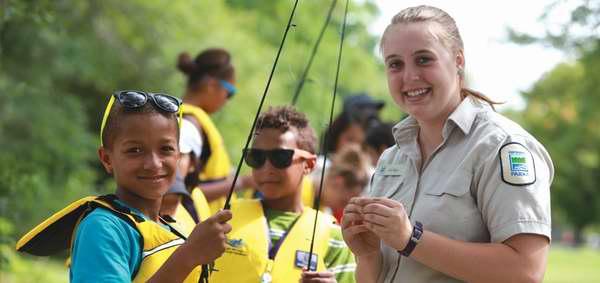安省6家公园提供 Learn to Fish 免费学钓鱼课程