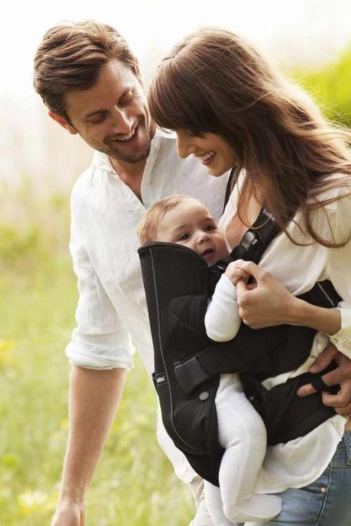 历史最低价!BabyBjorn 092044CA Carrier We 婴儿背带3.3折 99.98元限时特卖并包邮!