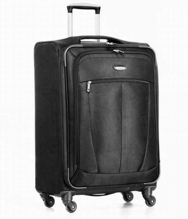 速抢!Samsonite 新秀丽 Light DLX 25英寸轻质可扩展拉杆行李箱1折 43.17元限时清仓!