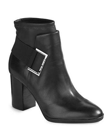 CALVIN KLEIN 女士踝靴 88元特卖,原价 220元