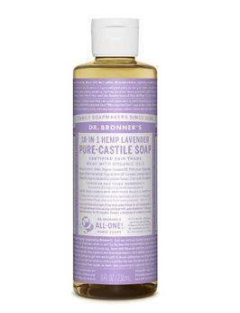Dr. Bronner's 8盎司有机薰衣草油纯橄榄皂液 8.79加元,原价 16加元