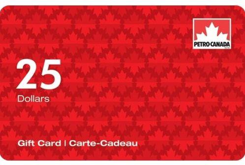 Petro-Canada加油卡限时促销,满75元立减20元!