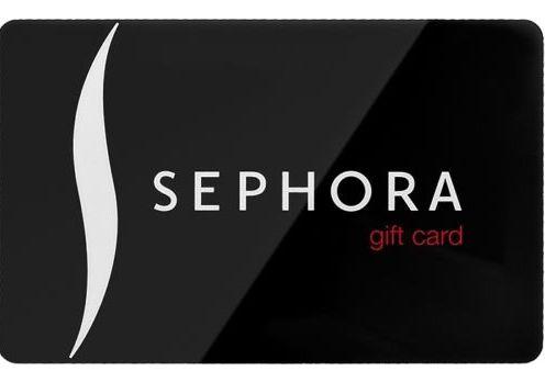 买75元 Sephora 礼品卡仅需 55元!今日西部时间下午5点/东部8点结束!