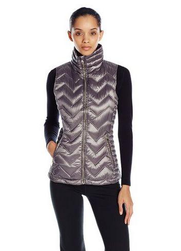 Calvin Klein 仿羽绒背心 27.55元起特卖(4色可选),原价 101.25元,包邮
