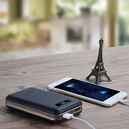 iMuto 20000mAh便携式超薄双口移动电源充电宝 28.45元限量特卖,原价 41.99元,包邮