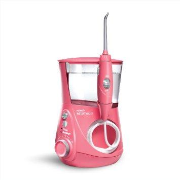 不习惯用牙线也要用冲牙器!Waterpik 洁碧 WP-674  粉色标准型冲牙器/水牙线 86.47元限量销售,原价 102.08元,包邮